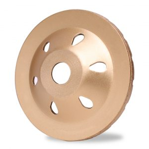 "Diamond Wheel 4"" Turbo Cup"